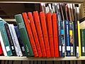Orange Books Woman's Art Journal.JPG