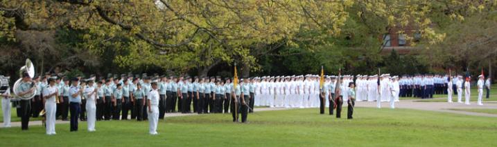 Oregon State University ROTC JSR 2015