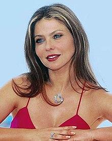 Ornella Muti al Festival di Cannes 2000