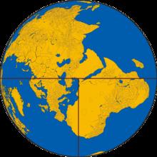 Jerusalem Center Of The World Map.T And O Map Wikipedia