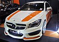 Osaka Auto Messe 2016 (472) - Mercedes-Benz CLA-Class (C117) tuned by Star Design Factory.jpg