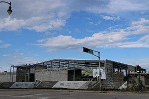 Menominee Nation Arena - Image: Oshkosh Arena 080417