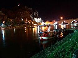 Osmancık Koyunbaba Bridge - night.jpg