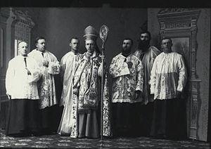 John Joseph Frederick Otto Zardetti - Otto Zardetti, 1890