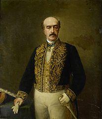 Otto van Rees (1823-92). Gouverneur-generaal (1884-88)