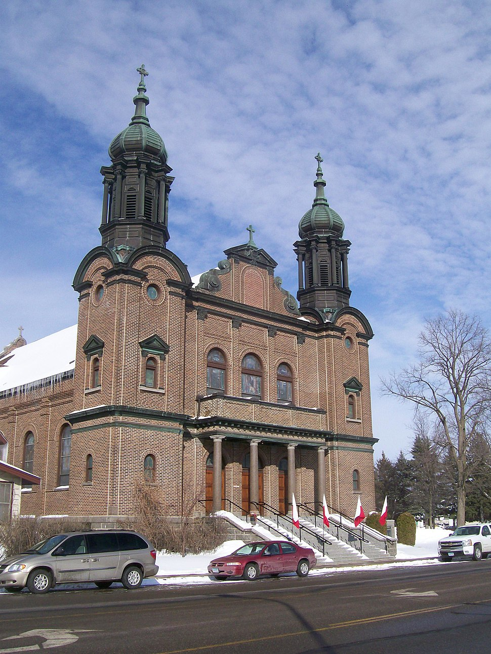 Our Lady of Lourdes Catholic Church, Little Falls, MN