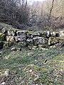 Ouvrage de lutte contre le ruissellement sur le coteau à Beynost (février 2021) - 1.jpg