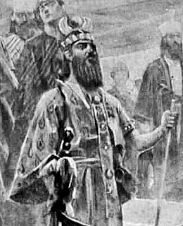 Bactrian nobleman, father of Roxana