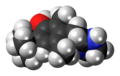 Oxymetazoline molecule spacefill.png