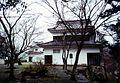 Ozu Castle Daidokoro-yagura and Koran-yagura.JPG