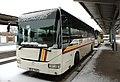 Písek, Autobusové nádraží, Crossway ČSAD ČB II.jpg