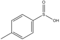 P-Toluenesulfinic acid.png