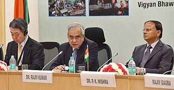 Pramod Kumar Misra - Wikipedia