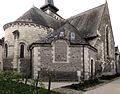 P1290034 Savennières eglise St-Pierre-St-Romain facade NE bw rwk1.jpg