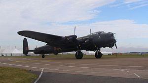 Avro Lancaster PA474 - PA474 in 2010
