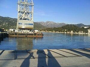 Port of Ploče - Port of Ploče