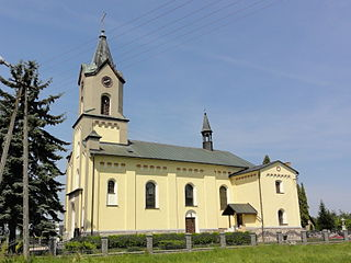 Bronów, Silesian Voivodeship Village in Silesian Voivodeship, Poland