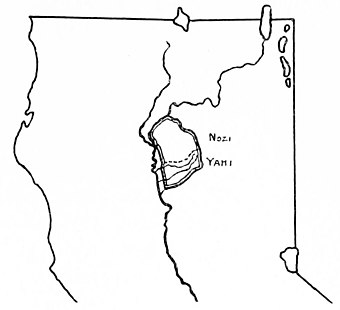 PSM V86 D241 Location of the yahi and Nozi peoples in northern california.jpg