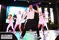 PSY GangnamStyle Suwon08logo (8031993472).jpg