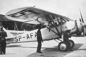 PZL Ł.2 - PZL Ł.2 SP-AFA