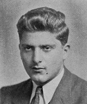 Paddy Chayefsky - Chayefsky as a senior in high school, 1939.