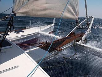 James Wharram - Pahi 63, Wharram self built catamaran