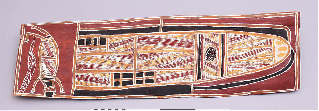 Australian Aboriginal Bark Paintings