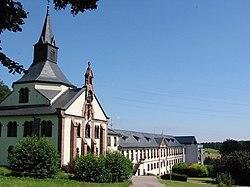 ehemaliges Kloster Pairis
