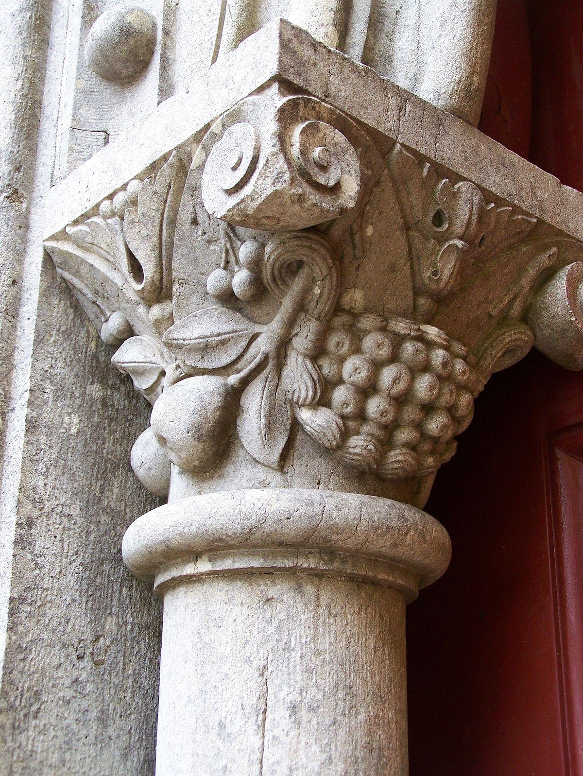 Astr galo arquitectura wikipedia la enciclopedia libre for Arte arquitectura definicion
