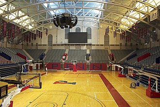 Palestra - An empty Palestra in 2016