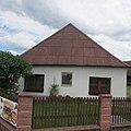 Pamětní deska na rodném domě sochaře Františka Bílka v Chýnově (Q64167537) 01.jpg