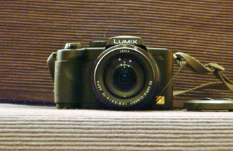 Panasonic Lumix DMC-FZ5 - Image: Panasonic Lumix DMC FZ5