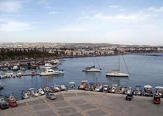 European Capital of Culture - Paphos (Cyprus) is the European Capital of Culture for 2017 along with Aarhus.