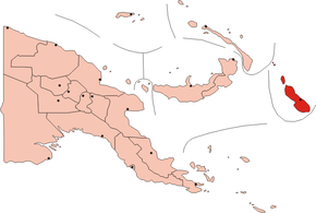 Papua new guinea north salomons province.png