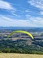 Paragliding in Tamborine Mountain, Queensland, Australia, 2020, 01.jpg