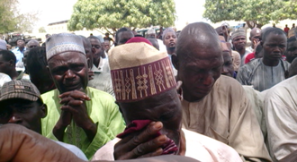 Chibok schoolgirls kidnapping - Parents whose daughters were kidnapped