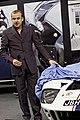 Paris - Retromobile 2012 - Olivier Panis - Fiskens - 004.jpg