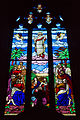 Parish Church of St Martin, window 11.JPG