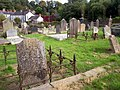 Part of old graveyard, Loughgall - geograph.org.uk - 1506455.jpg