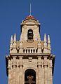 Part superior del campanar del convent de sant Doménec, València.JPG