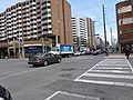 Parts of panoramas of intersections where there will be Eglinton Crosstown LRT stations, GPS embedded, taken 2013 04 25 (4) (8682264160).jpg