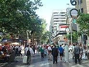Paseo Ahumada 2009