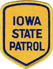 Patch of the Iowa State Patrol.png