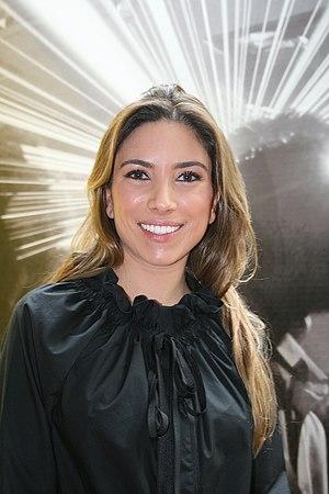 Patricia Abravanel - Image: Patrícia Abravanel