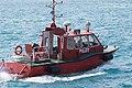 Patrol Boat on zanzibar ferry.jpg
