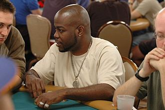 Paul Darden - Darden at the 2005 World Series of Poker