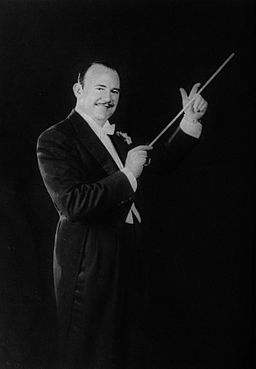 Paul Whiteman in Radio Stars