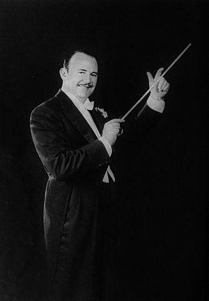 Paul Whiteman - Whiteman, c. 1934