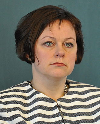 Paula Lehtomäki - Paula Lehtomäki in 2015.