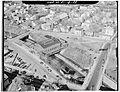 Pawtucket-Central Falls station looking northeast, April 1977.jpg
